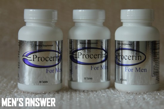 procerin hair loss supplement review