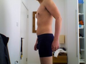 Skinny guys might be fat