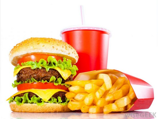 lose weight on a fast food diet