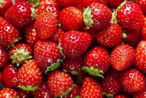 strawberries date