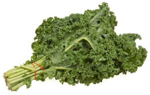 kale will improve your mood