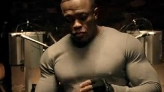 did Dr. Dre use steroids