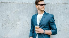 Forget Mr. Average: Why You Should Dress up Each and Every Single Day