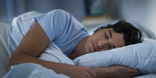 Testosterone increases when you are sleeping
