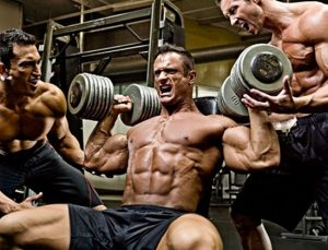 lifting heavier weights increases testosterone naturally
