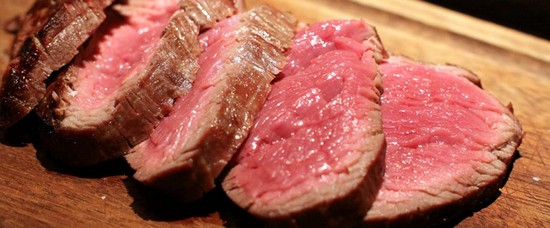 red meat increases testosterone