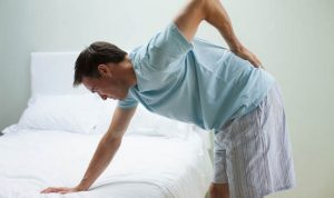Causes Behind Back Pain for men