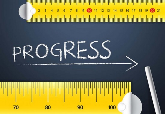 start measuring your progress
