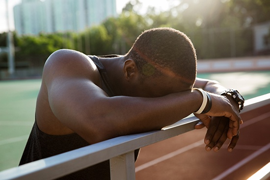 How to Handle Yourself After a Grueling Workout