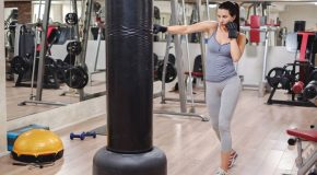 Punching Bags for Losing Weight